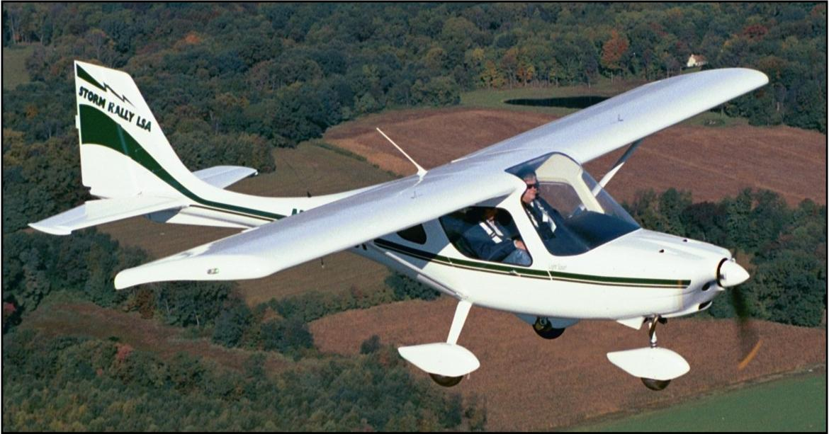 Light Sport America - Aircraft Offered page